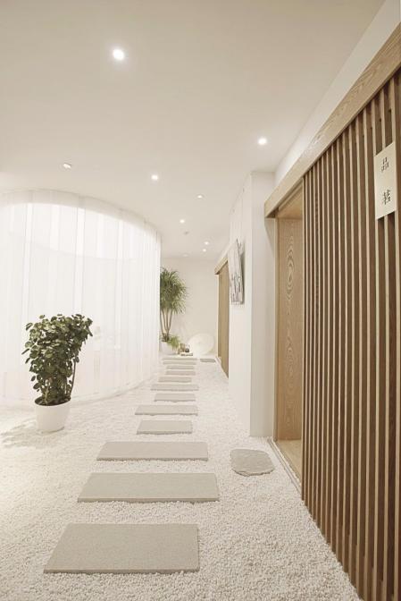 小清新日式风格室内设计