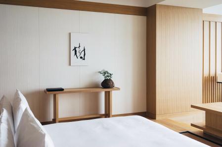 高档日式风格装潢设计
