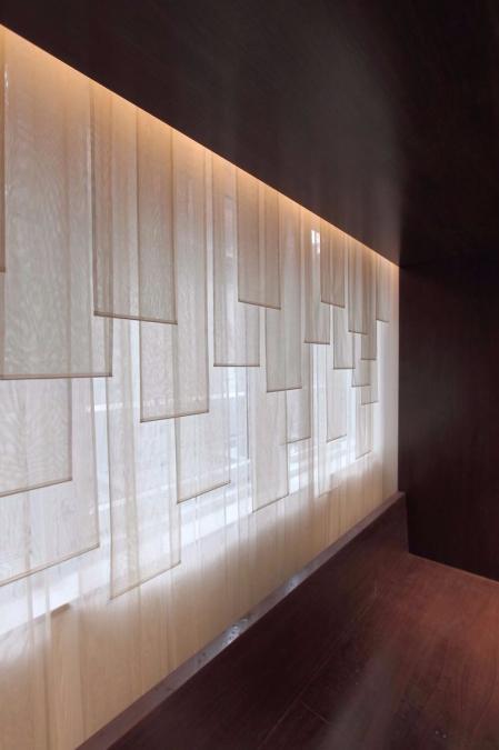 高档日式风格的装饰 设计