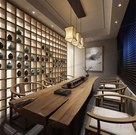 经典日式风格家居设计