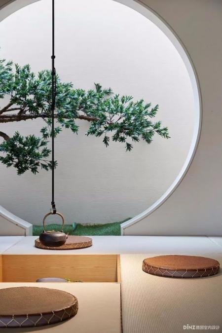 经典日式风格装饰设计