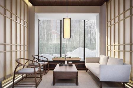 经典日式风格室内装饰