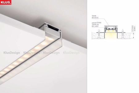 创意灯具装潢样板间