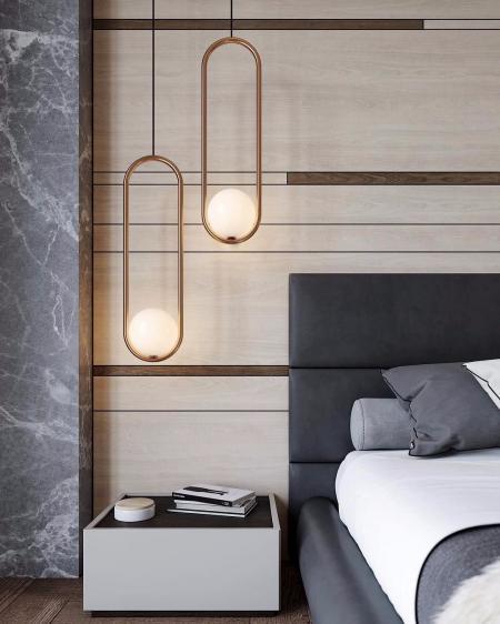特色灯具的装饰设计