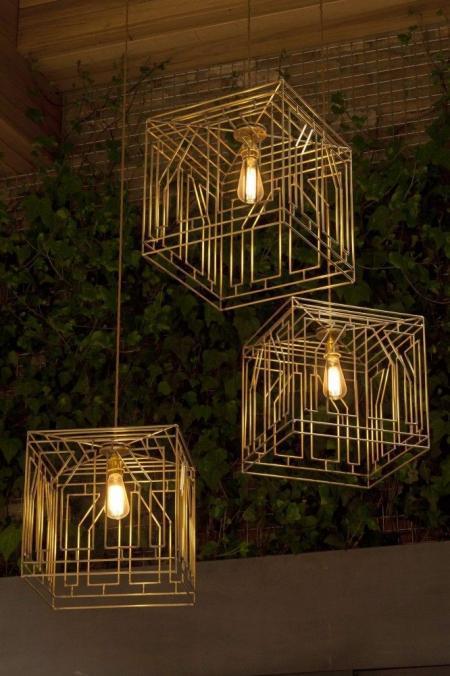 高端灯具如何设计