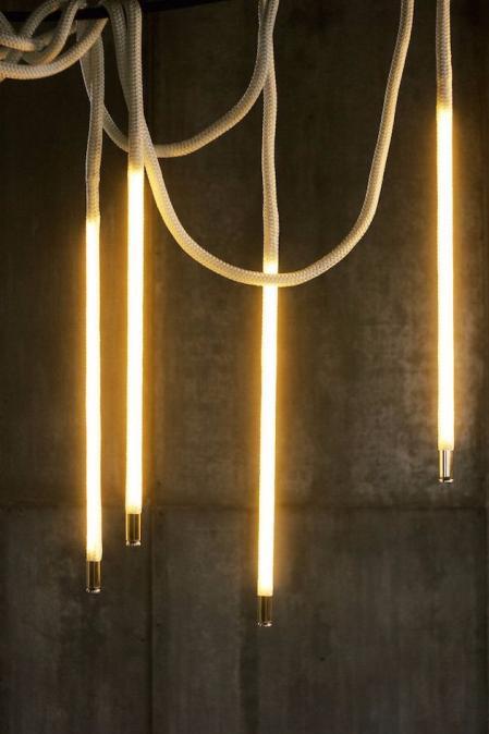 高端灯具装饰设计