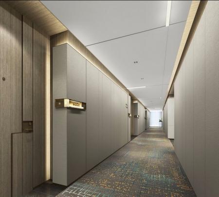 经典电梯厅