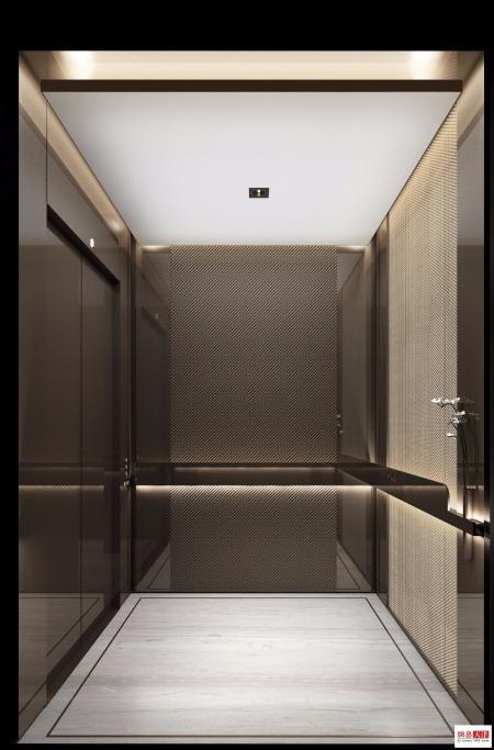 顶尖电梯厅