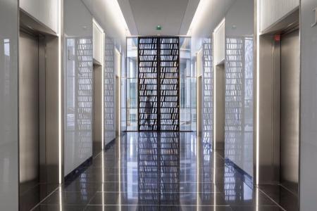 电梯厅素材