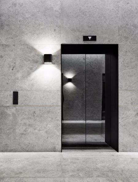 电梯厅样板间