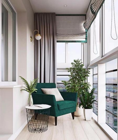 阳台设计参考