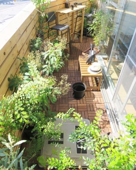 阳台的装修设计