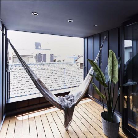 特色阳台的装潢设计