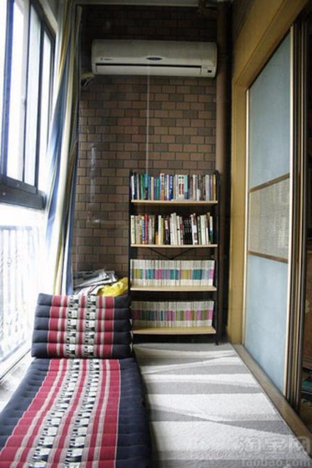 高端阳台素材 设计