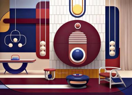高级室内设计设计 素材