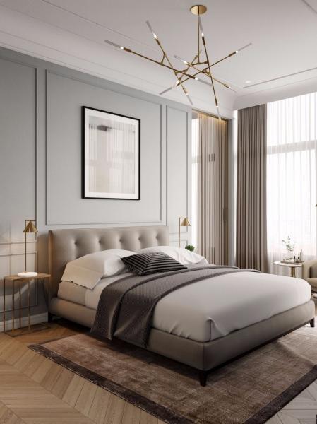时尚卧室高清图