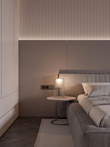 时尚卧室素材 设计