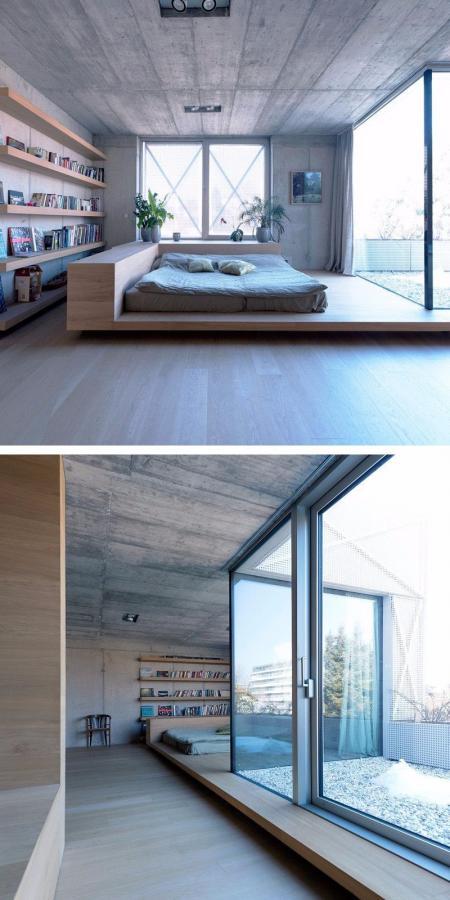 创意卧室设计照片