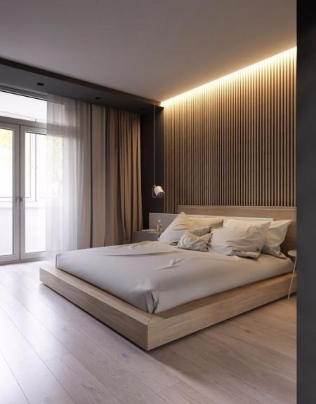 创意卧室装饰好图