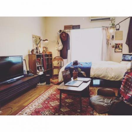 创意卧室室内照片