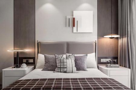 创意卧室装饰效果图