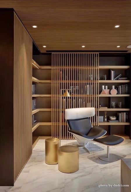 书房效果图 设计