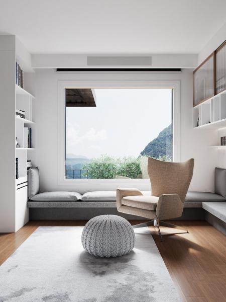 创意书房简单设计