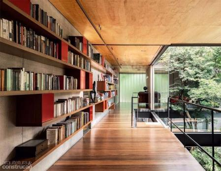 流行书房设计搞图