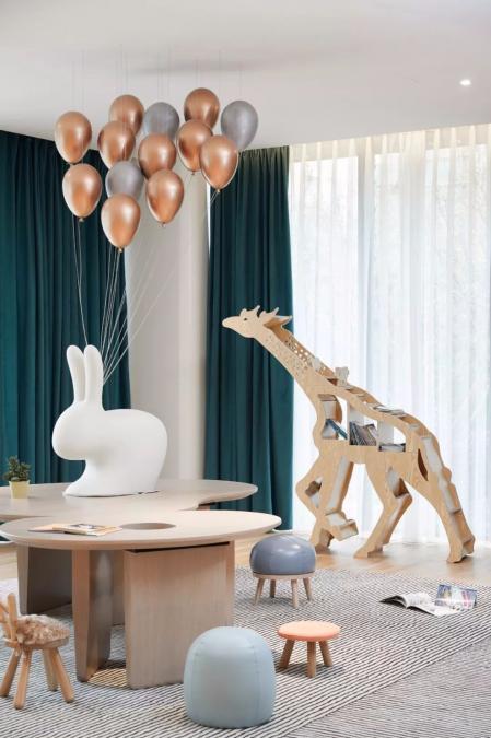 创意售楼处的装饰 设计