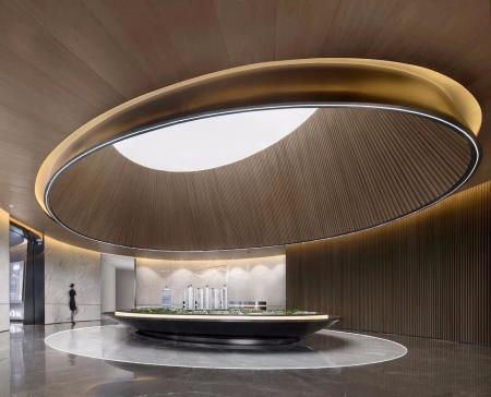 高端售楼处图设计
