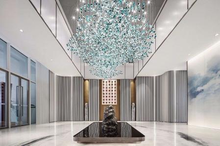 高端售楼处设计灵感