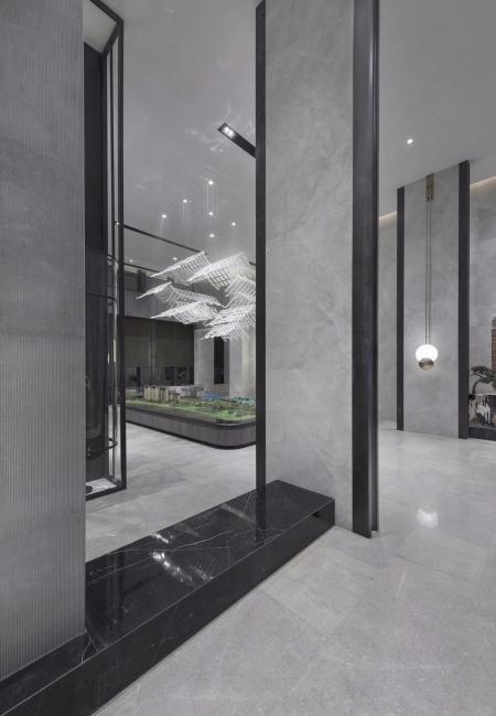 高端售楼处室内图片