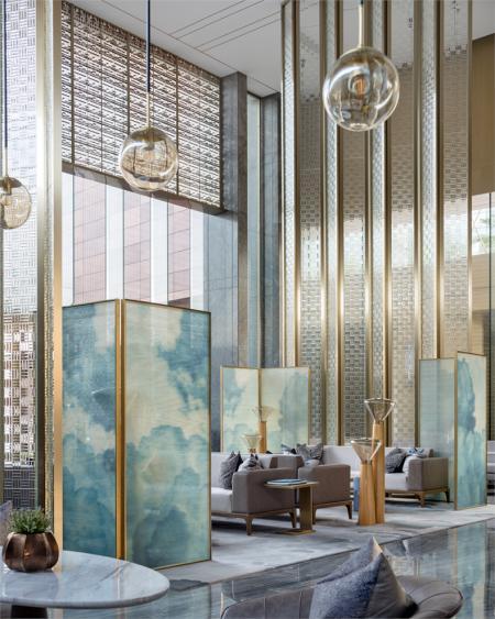 高端售楼处室内设计