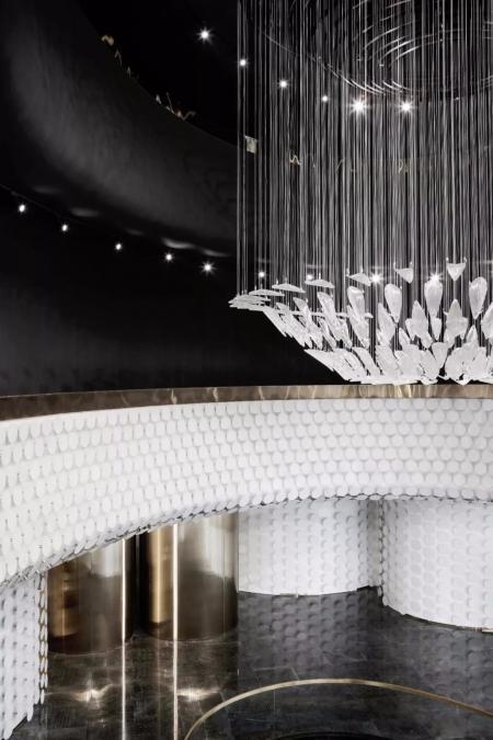 高端售楼处的装饰设计