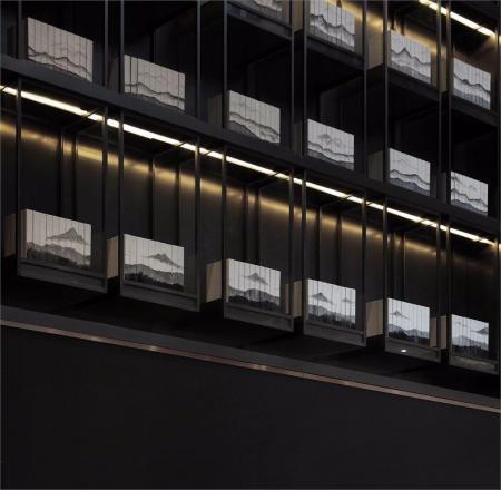 高端售楼处的装潢设计