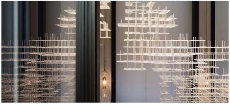 高端售楼处的装饰 设计