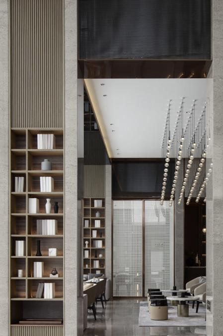 个性售楼处素材设计