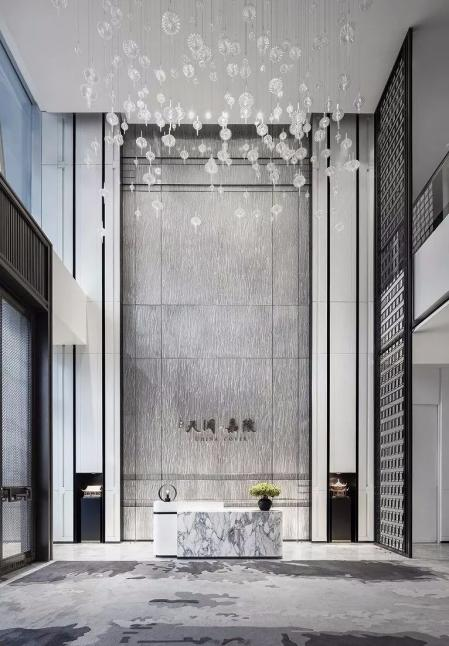 个性售楼处简单设计