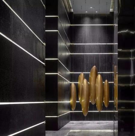 个性售楼处的装饰 设计