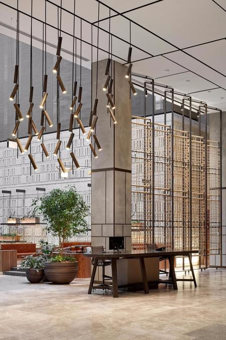 酒店设计 图库