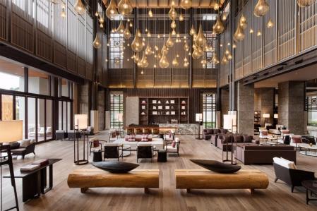 酒店设计 灵感