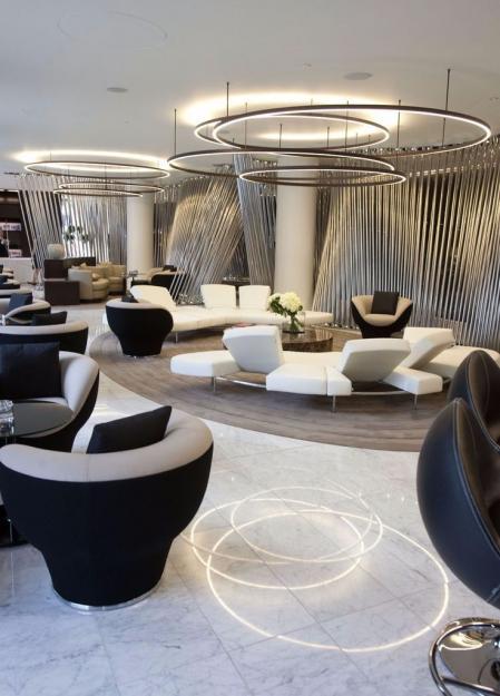 最流行酒店设计大全