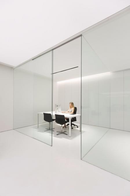 特色经理室设计 图库
