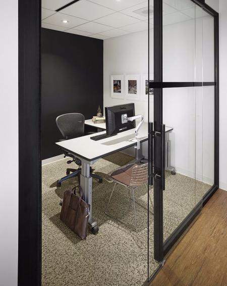 高端经理室简单设计