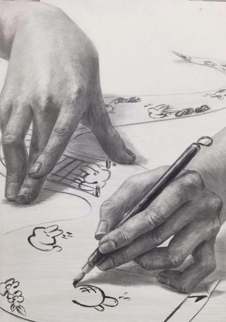 创意绘画图