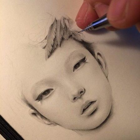 创意绘画绘画
