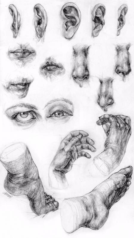 个性绘画设计图