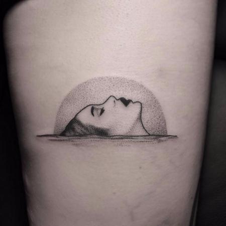 特色纹身设计 素材