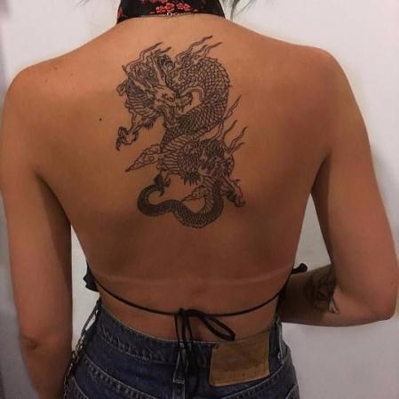 高清纹身素材设计