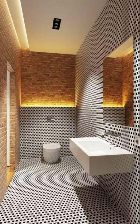 设计制作 卫生间
